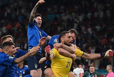 Сборная Италии чемпион Евро-2020!