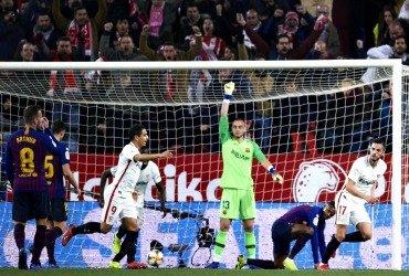Нужен ли Барселоне кубок Короля?