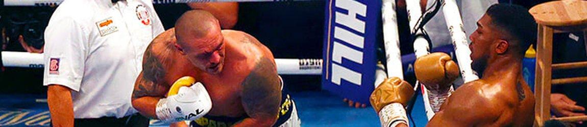 Александр Усик победил Энтони Джошуа и стал новым чемпионом мира в супертяжелом весе!
