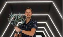 Даниил Медведев завоевал свой первый титул в этом году