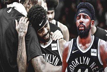 Фанаты «Бруклин Нетс» крайне недовольны поведением Кайри Ирвинга