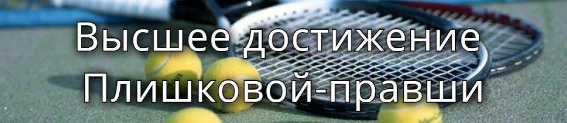 Уникальное явление в истории мирового тенниса