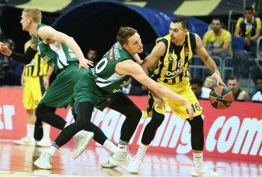 Двадцатый тур баскетбольной Евролиги
