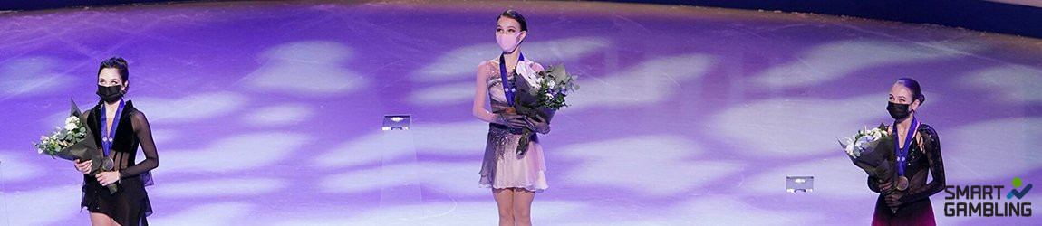 Российские фигуристки выиграли все медали на Чемпионате мира