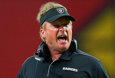 Один из лучших тренеров в NFL Джон Груден уволился из-за вульгарной переписки