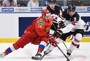Сборная России попала на Канаду в плей-офф ЧМ-2021 по хоккею
