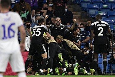 Очередная сенсация от «Шерифа» — повержен «Реал» Мадрид!