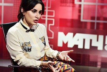 Тина Канделаки ушла из Матч ТВ и стала заместителем гендиректора «Газпром-медиа»