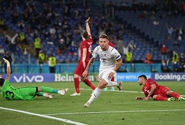 Открытие Евро-2021 прошло в шикарном стиле и не подкачал матч Италия-Турция!