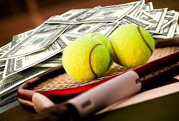 Сколько зарабатывают самые лучшие теннисистки?
